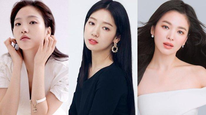 Dereten Artis Cantik Korea yang Cantik Tanpa Operasi, Song Hye Kyo hingga Kim Go Eun