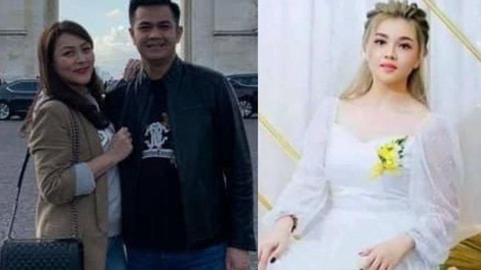 Michaela Paruntu Tertawa Suami Copot Gelang Couple Angel Sepang, Kini Pamer Jam Tangan Sama Istri