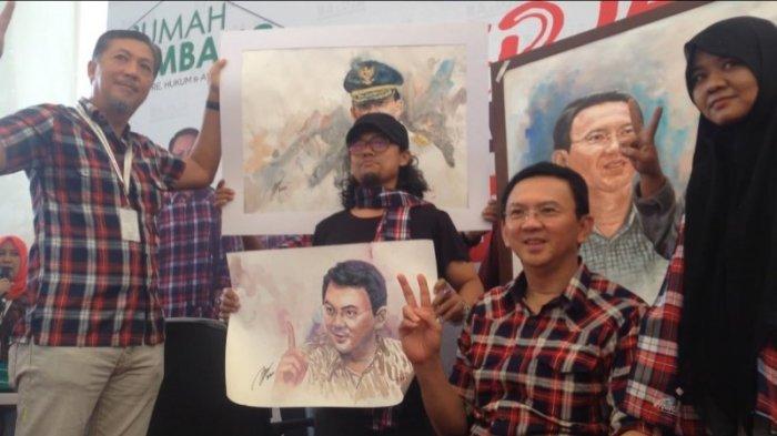 Inilah Kata Ahok soal Megawati Siap Turun Gunung Menangkan Ahok-Djarot