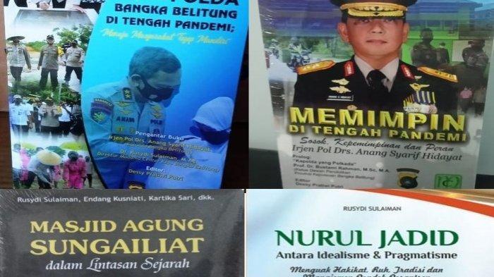 Dosen IAIN SAS Bangka Belitung Terbitkan 4 Buku Baru