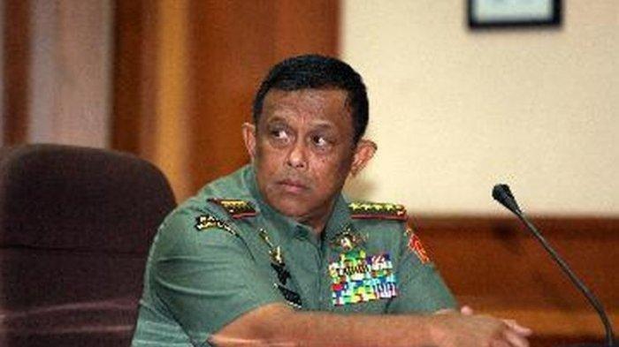 SEPAK Terjang Djoko Santoso Mantan Panglima TNI yang Pernah Jual Kartu Lebaran Waktu Kecil