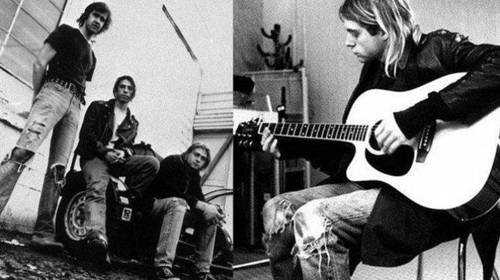KISAH Kurt Cobain, Vokalis Nirvana yang Ditemukan Tewas dan Karya-karya Hitsnya