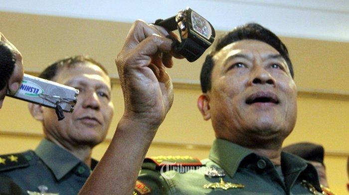 Isu Kudeta Partai Demokrat, Moeldoko Balas Tudingan SBY ...