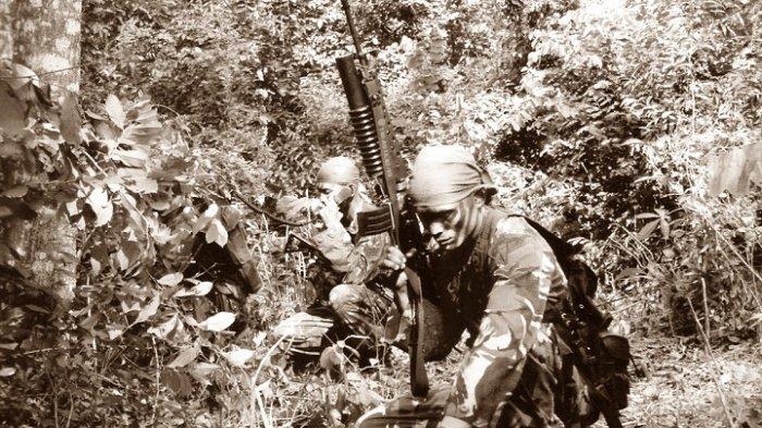 Kisah Pasukan Kopassus Tersesat di Alam Gaib, Diikuti 3 Makhluk Mistis, Ditemukan Tubuh Kurus Kering