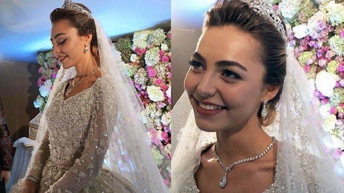 Pernikahan Mahal Dunia Said dan Khadija, Gaun Seharga Rp 14 Miliar & Bermahkota 70 M, Berakhir Pilu
