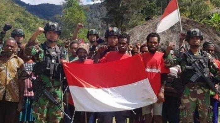 KKB Papua Dikenal Kejam, Begini Perlakuan yang Diterima Anggotanya Saat Menyerahkan diri ke TNI