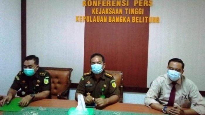 Kejati Babel Ungkap Modus Dugaan Korupsi di BPRS Toboali, 22 Debitur dikelompokan Jadi Dua