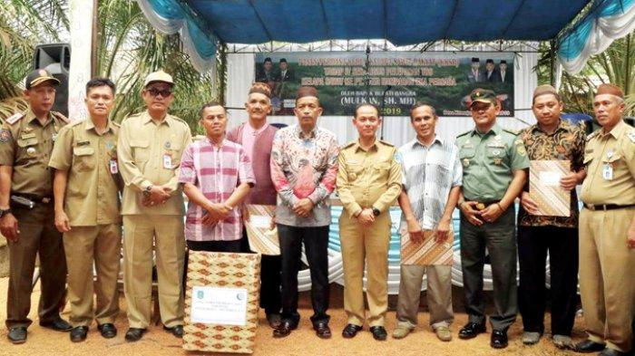 KKSR Tingkatkan Kesejahteraan Petani Sawit Mendobarat