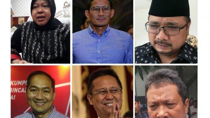Diangkat Jadi Menteri Jokowi, Segini Gaji yang Akan Diterima Sandiaga Uno hingga Risma