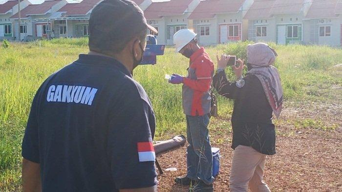 KLHK RI Selidiki Pencemaran Udara dari Pabrik Pengolahan Ubi di Kelurahan Kenanga