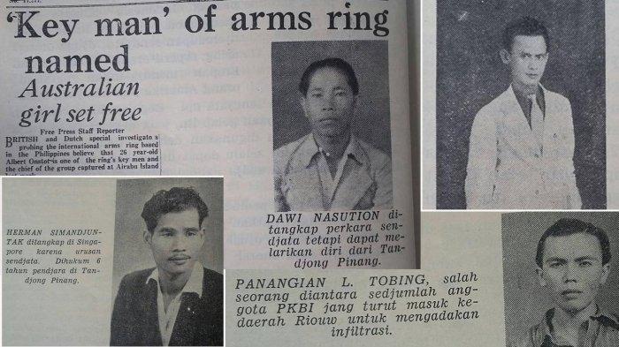 Terungkap Fakta Dokumen Terpendam Singapura, Pejuang Mandailing dan Batak yang Terlupakan Sejarah