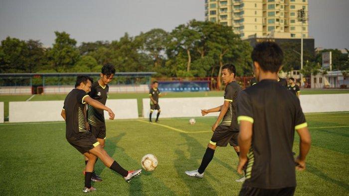 Usai Gelar Latihan Terakhir, Pemain Babel United Libur Lebaran