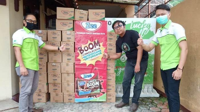 Vice Precident Regional Sumbagsel Berikan Apresiasi kepada Pihak yang Telah Membantu Driver Gojek