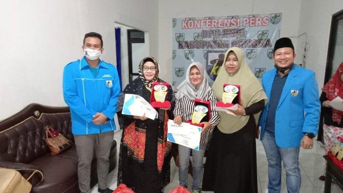 Kue Kacang Jurlian Juarai Lomba Produk Pangan Halal UMKM KNPI Bangka