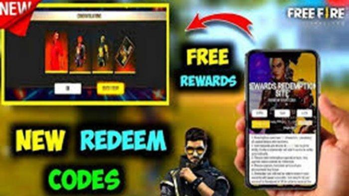 Buruan Kode Redeem Free Fire Terbaru 26 Januari 2021, Berikut Cara Redeem Code FF, Mudah Kok
