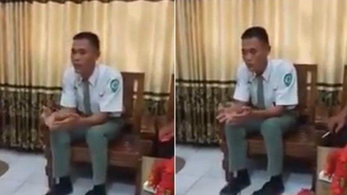 Video Viral, Paskibra yang Kabarnya Digantikan oleh Anak Pejabat Beri Klarifikasi