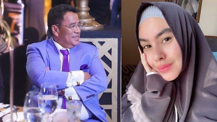 Kartika Putri Beberkan Sifat Asli Hotman P, Dulu Pernah Jadi Co Host Sang Pengacara Sebelum Hijrah