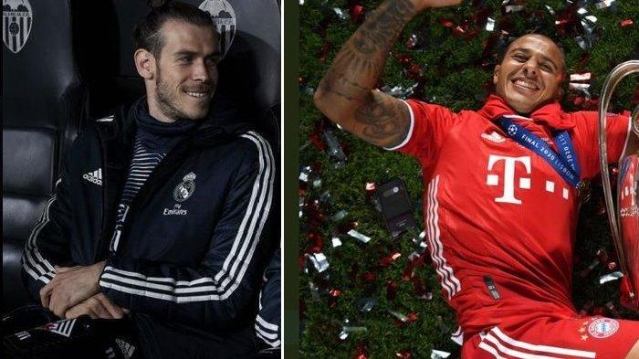 UPDATE Transfer Pemain Liga Inggris, Gareth Bale ke Spurs, Liverpool Bayar Thiago Alcantara