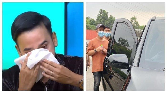 Ruben Panik saat Tahu Sarwendah Selamatkan Anak-anak dari Mobil di Tol, Ternyata ini yang Terjadi