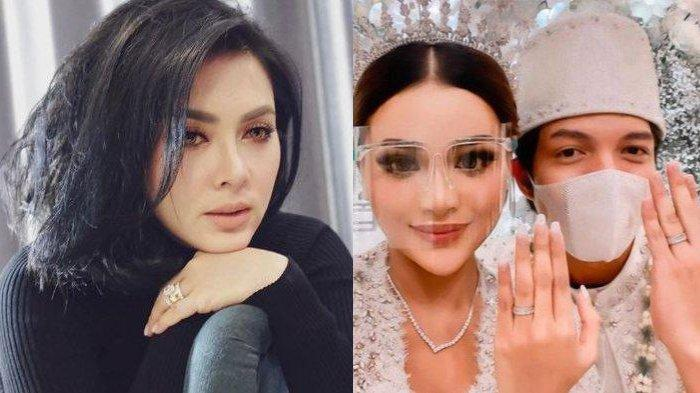 Tak Ada Syahrini di Pernikahan Atta Halilintar dan Aurel Hermansyah, Bernarkah Tak Diundang?