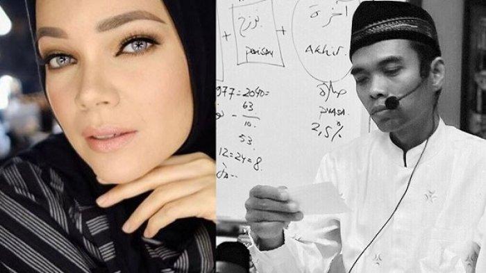Dewi Sandra Curhat Soal Karakter Ustaz Abdul Somad, Isinya Bikin Merinding