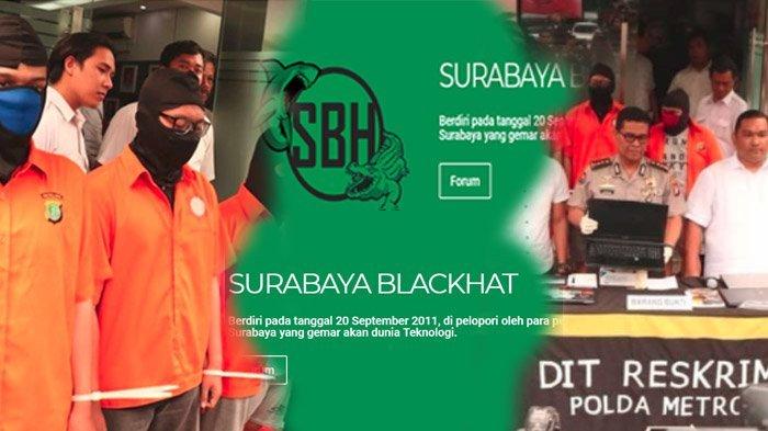 Inilah Teknik Canggih Anggota Surabaya Black Hat Meretas, Raup Ratusan Juta