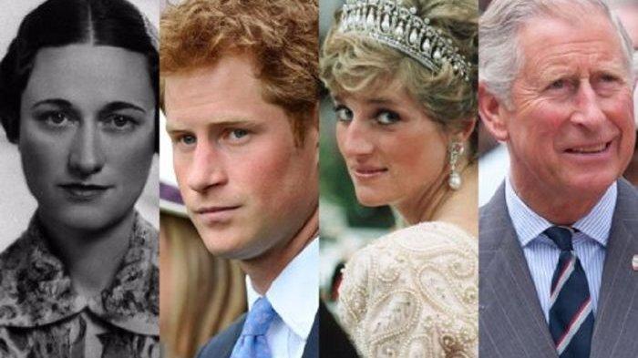 Ada Rela Hilang Tahta Demi Janda, Inilah Beberapa Skandal Cinta Keluarga Kerajaan Inggris