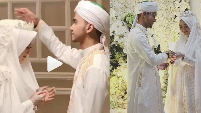 Video Pernikahan Hafiz Tampan Ahmad Zamzam Viral di Instagram, Begini Kisah Cintanya