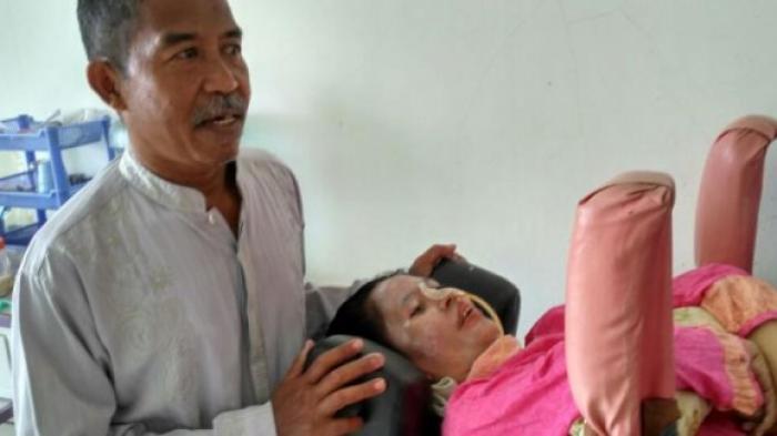 Sudah 5 Tahun Wanita Ini Koma Usai Melahirkan, Keluarganya Minta Suntik Mati Saja