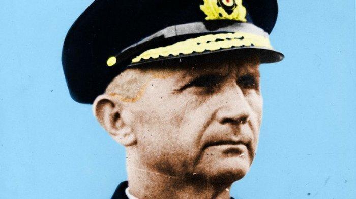 Biografi Tokoh Dunia Karl Donitz, Panglima yang Disebut Penerus Adolf Hitler