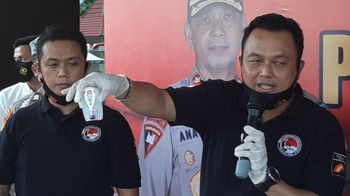 200 Kg Sabu yang Diamankan Polda Bangka Belitung Berkualitas Super, Nilainya Ratusan Miliar
