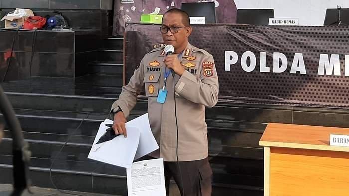 Kabid Humas Polda Metro Jaya Kombes Yusri Yunus