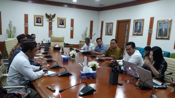 Kunjungi PT Timah, Komisi II DPRD Bangka Tengah Sampaikan Aspirasi Rakyat