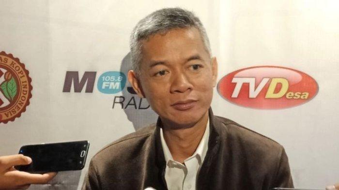 Komisioner KPU Wahyu Setiawan di OTT KPK Saat Hendak ke Belitung Timur Hadiri Acara Ini
