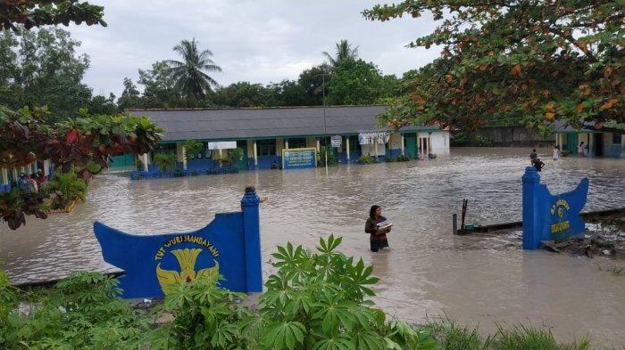 Empat Kecamatan di Kabupaten Bangka Diterjang Banjir