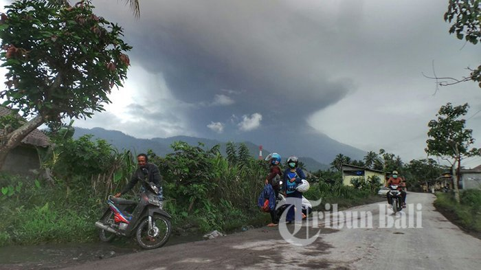 Satelit Aura NASA Temukan Konsentrasi Senyawa Beracun di Langit Bali, Warga Diimbau Pakai Masker