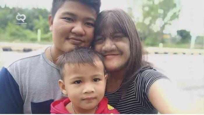 Kondisi Supatra Sasuphan kini bersama suami dan anaknya