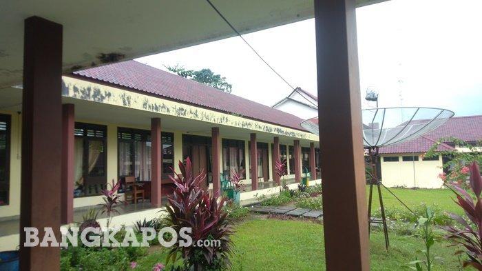 Isoter di Kabupaten Bangka Sepi Pasien, Sudah 2 Pekan Kasus Covid-19 Melandai