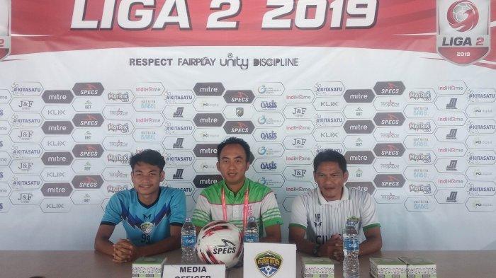Lawan Babel United FC, Pelatih Cilegon United Imam Riyadi : Kita Realistis untuk Dapat Poin