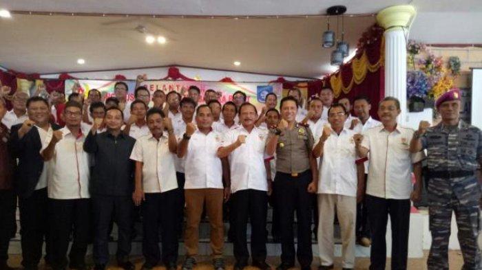 VIDEO: Pelantikan Ketua dan Pengurus KONI Babar Periode 2017-2021