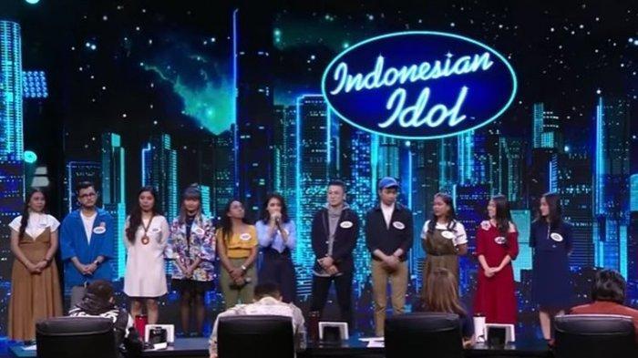 Richard Tereliminasi Inilah 10 Peserta Indonesian Idol 2020 yang Tersisa, Cek Nama Jagoanmu