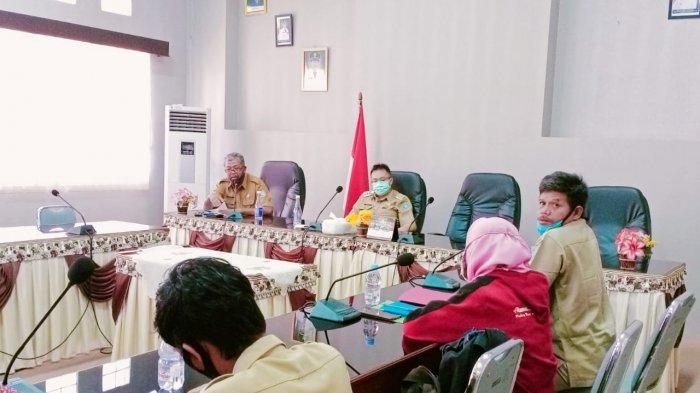 Markus Instruksikan Dinsos Telusuri Data 47 Orang KPM BST Kemensos Desa Pangek yang Hilang
