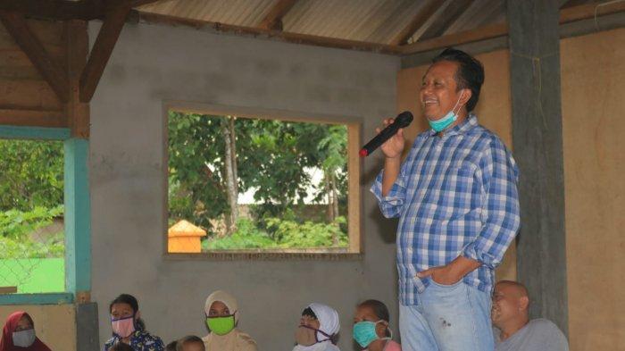 Beri Dukungan untuk Korari Sowondo, Warga Pangkalan Baru Butuh Pemimpin Merakyat