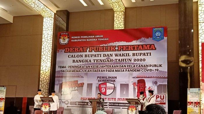 Debat Perdana, Didit-Korari Optimistis Kepercayaan Publik Meningkat