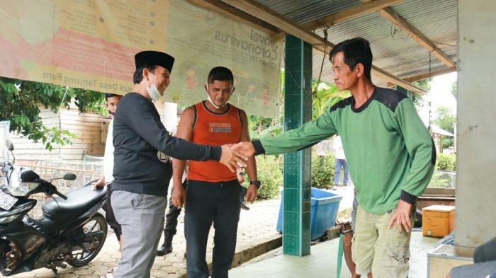 Warga Bateng Optimistis H Korari Suwondo Mampu Tingkatkan Kesejahteraan Petani dan Nelayan