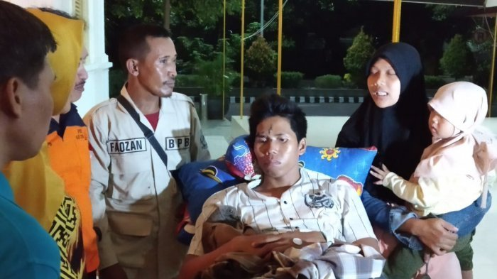 Pedagang Cobek Asal Cirebon Ini Selamat dari Terjangan Tsunami Setinggi Atap Rumah