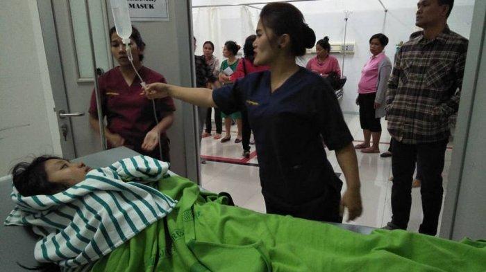 Wanita Korban Tenggelamnya KM Sinar Bangun di Danau Toba Selamat karena Peluk Helm