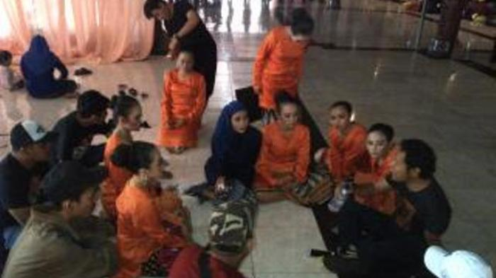 Agus Yaman: Tampilkan yang Terbaik di Parade Tari Nusantara
