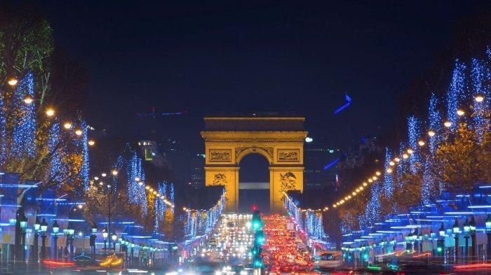 Kota Termahal di Dunia Akhirnya Terungkap: Paris, Hong Kong dan Singapura Jadi yang Paling Mahal