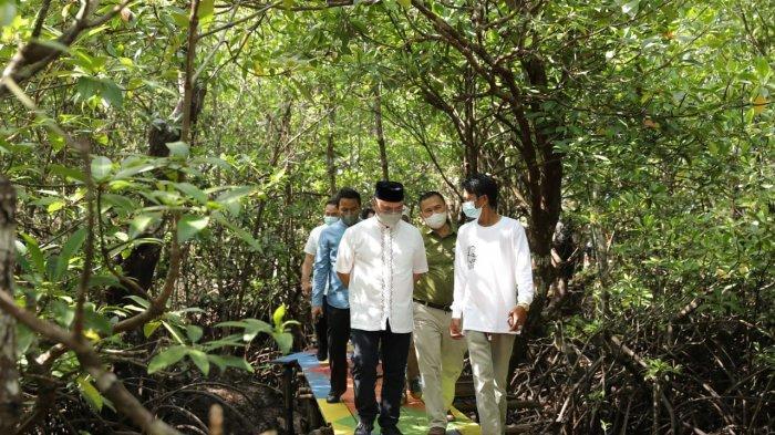 Taman Bakau Dalam Kota, Salah Satu Kesiapan Wisata Alternatif Belitung